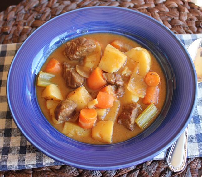 Adam's Beef Stew