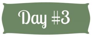 Day #3 Green