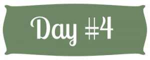 Day #4 Green