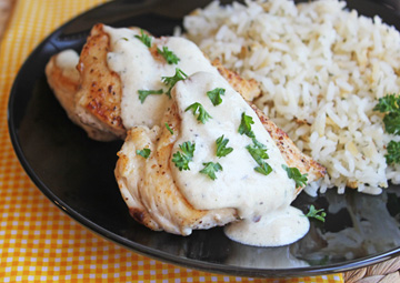 Honey Dijon Chicken