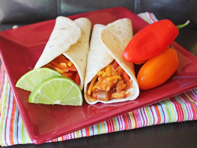 Skillet Chicken Fajitas (30 Minute Dinner)