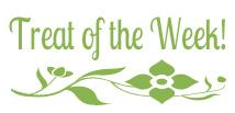 treat of the week Green florat