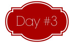 Red day 3