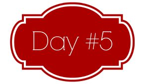 red day 5