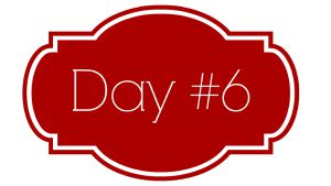 red day 6