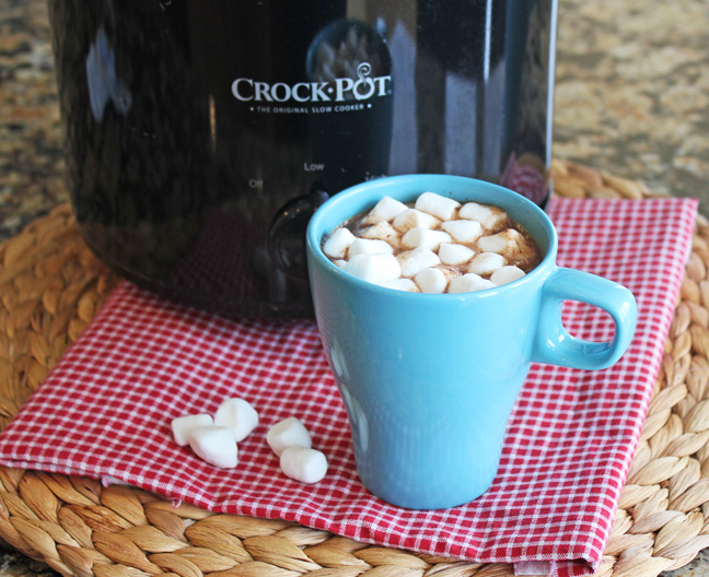 Crock Pot Hot Chocolate