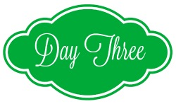 Day Three Green