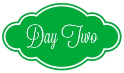 Day two green