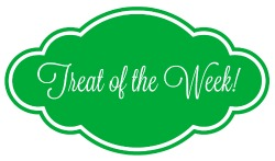 Treat of the Week Green