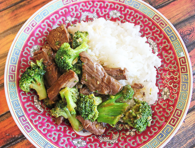 Fabulous Beef and Broccoli