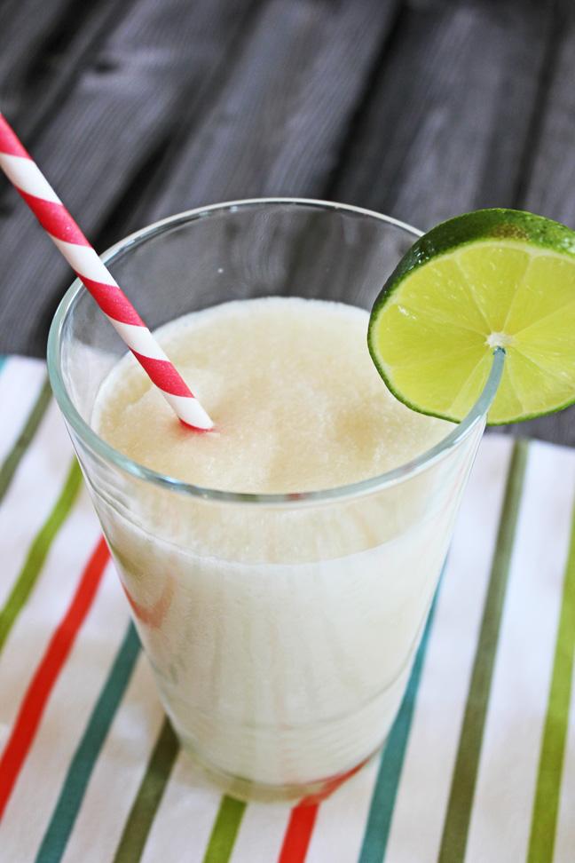Frozen Coconut Limeade!