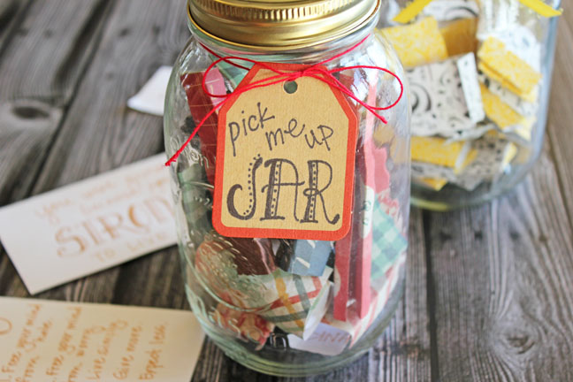 Pick Me Up Jars Printable List Of 50 Positive Quotes And Scriptures Jamie Cooks It Up Family Favorite Food And Recipes