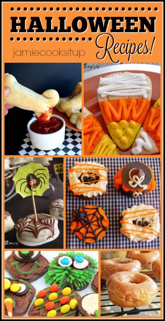 Fun Halloween Recipe Roundup Jamie Cooks It Up Family Favorite