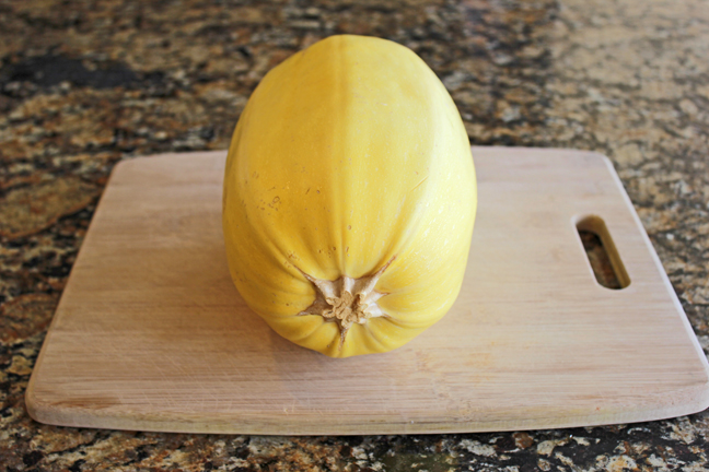 How to Roast Spaghetti Squash