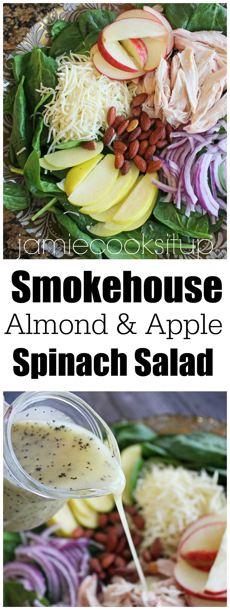 smokehouse-almond-and-apple-spinach-salad-from-jamie-cooks-it-up