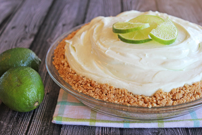 Creamy Lime Pie
