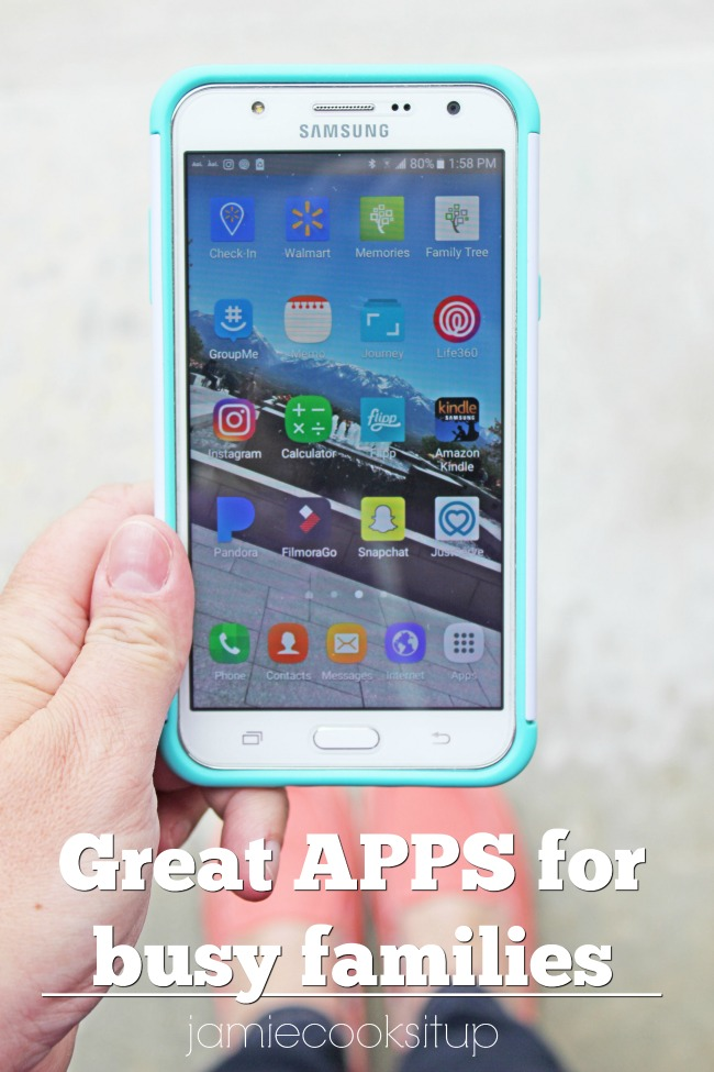 Friday's Report: Great APPS for busy families
