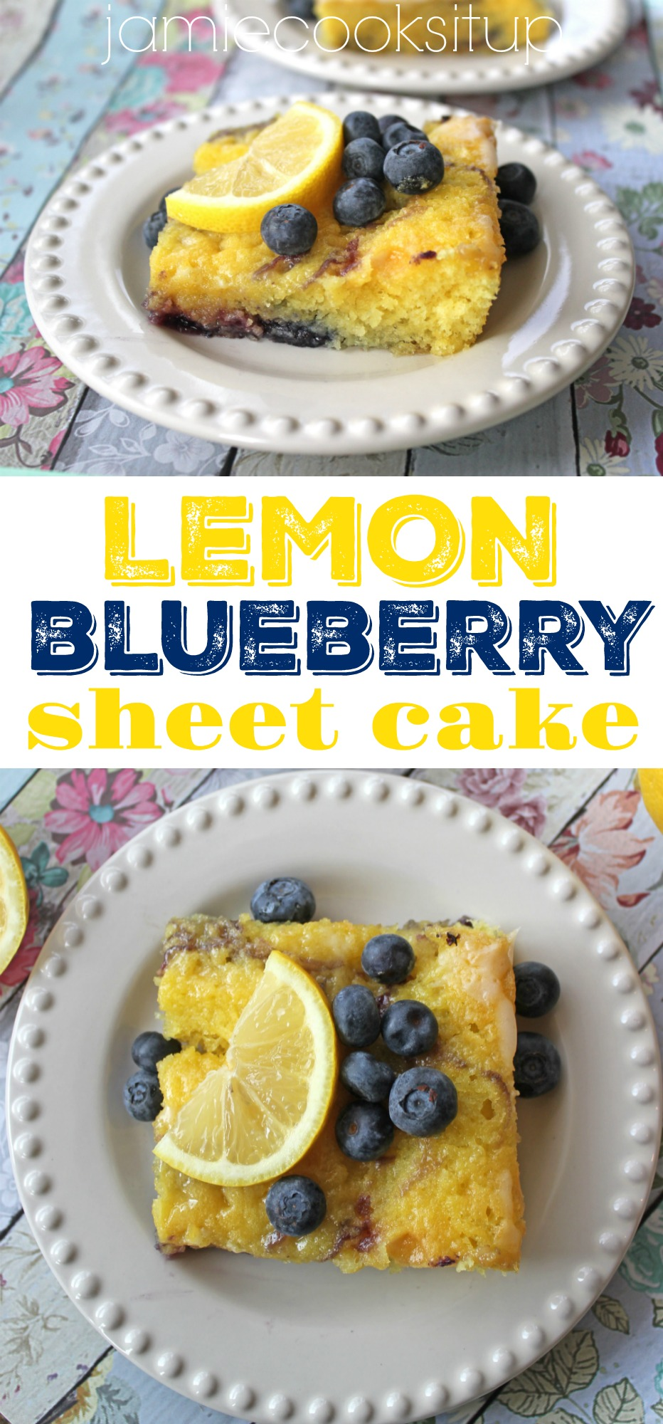 lemon sheet cake lemon blueberry sheet cake 5490