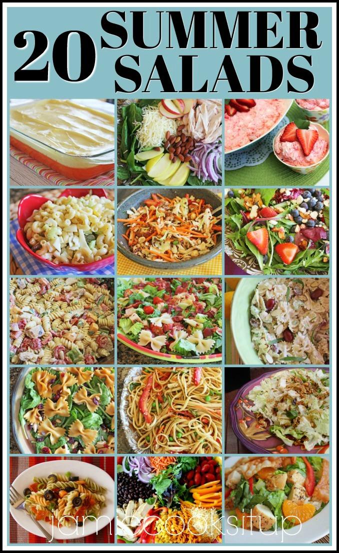 20 Fabulous Summer Salads