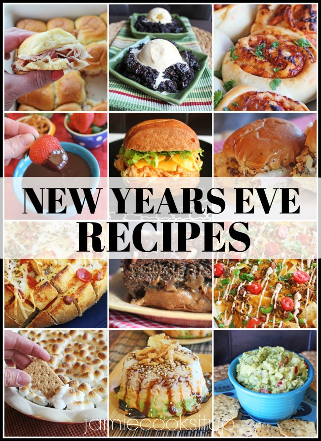 New Years Eve Recipe Ideas