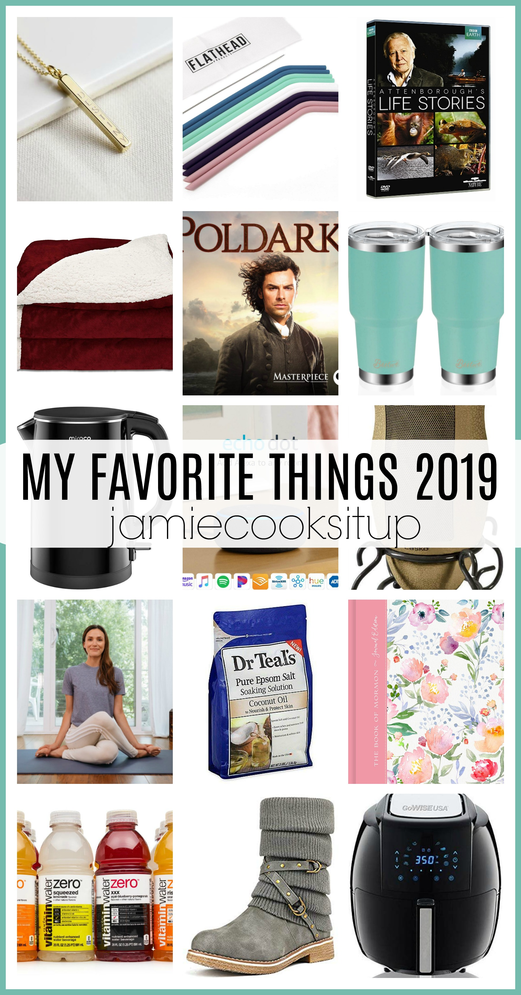 My Favorite Things 2019 Edition + Air Fryer Give Away